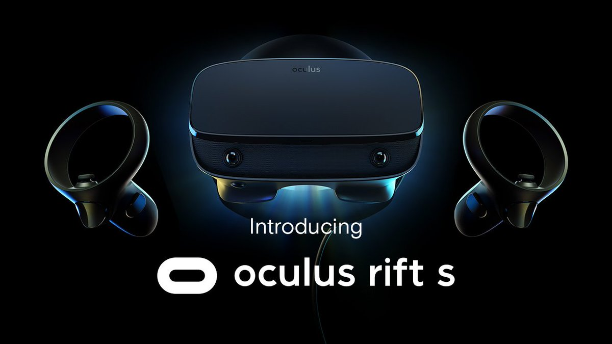 Oculus Gaming's photo on Rift S