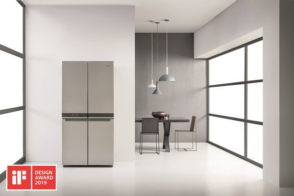 test Twitter Media - Whirlpool has been awarded a 2019 iF Design Award for its freestanding 4 Doors fridge freezer. Read the full story on our blog, available here: https://t.co/5FhR8m1Xw7 https://t.co/trAwHShWSW