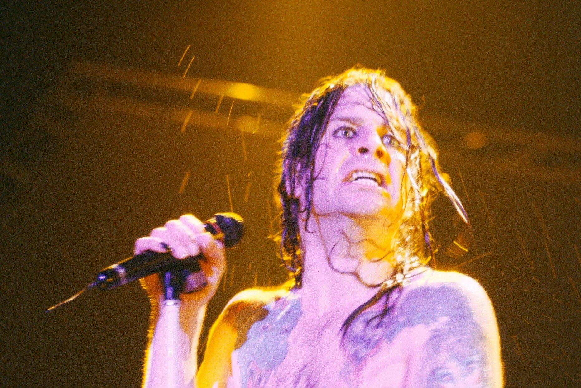 Ozzy Osbourne @ OzzyOsbourne
