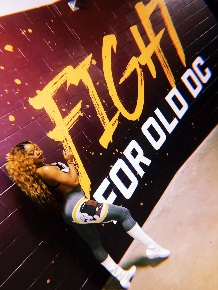 """""""Look at me - I am the captain now!!""""  Captain of the Washington Redskins Cheerleaders. I can't thank Him enough.  #HTTR<br>http://pic.twitter.com/yjEY5VWM46"""