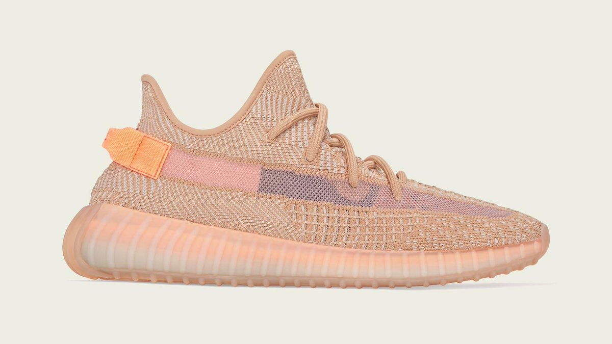 f0b10fe2 clay adidas yeezy boost 350 v2s are dropping this month in north america  and latin america