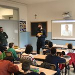 Image for the Tweet beginning: #SìPoderosaSì #VivilA Stamattina Matteo Palermo è