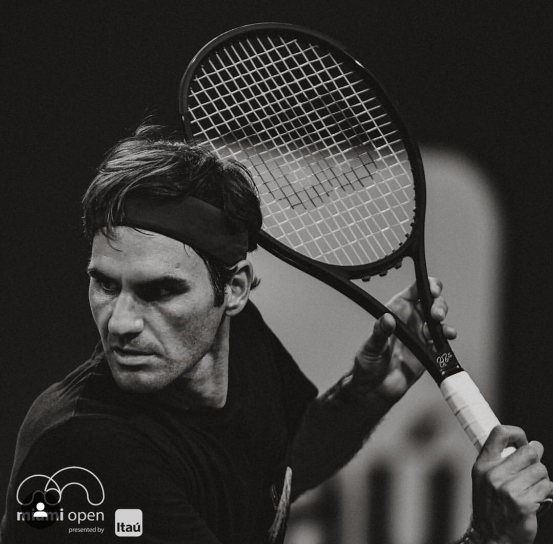 Miami open looks exciting. Backing Roger Federer in the tournament #federer #miamiopen #miami #ATPTour #roger<br>http://pic.twitter.com/yZLpqyD0Gd