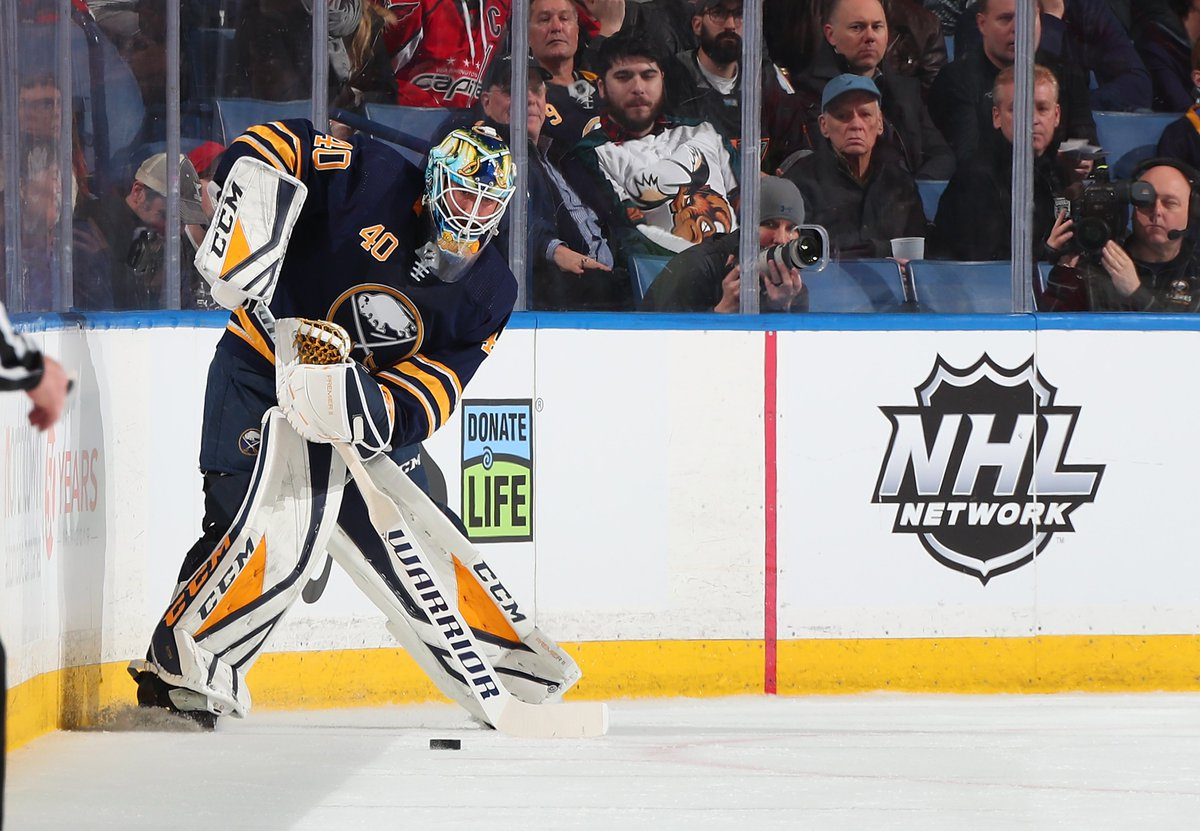 Buffalo Sabres's photo on Hutton