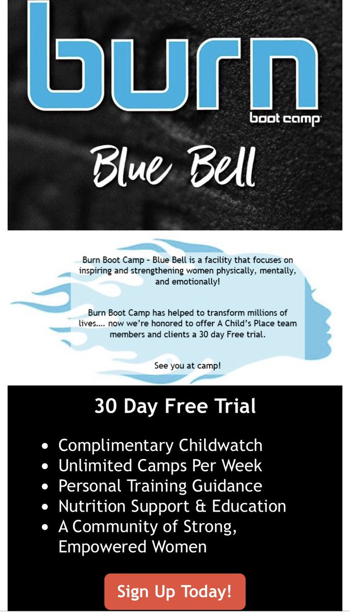 burn boot camp blue bell