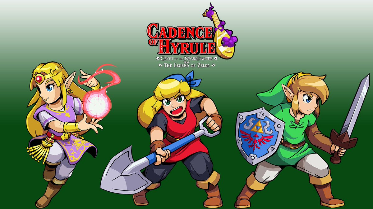 Nintendo of America's photo on Cadence of Hyrule