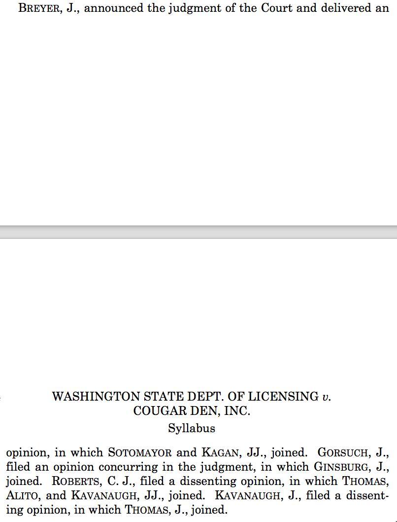 thread on recent SCOTUS treaty decision.