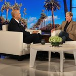 Image for the Tweet beginning: I'll be on @TheEllenShow today,