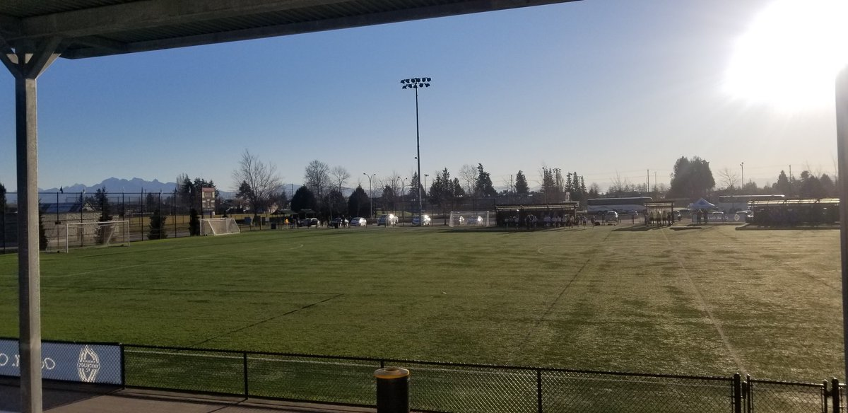Beautiful morning for some @WhitecapsYouth soccer. Awesome display of talent this week at the @WFCElite combine, I'm  loving it. #futureisbright https://t.co/aa5My0S1oi