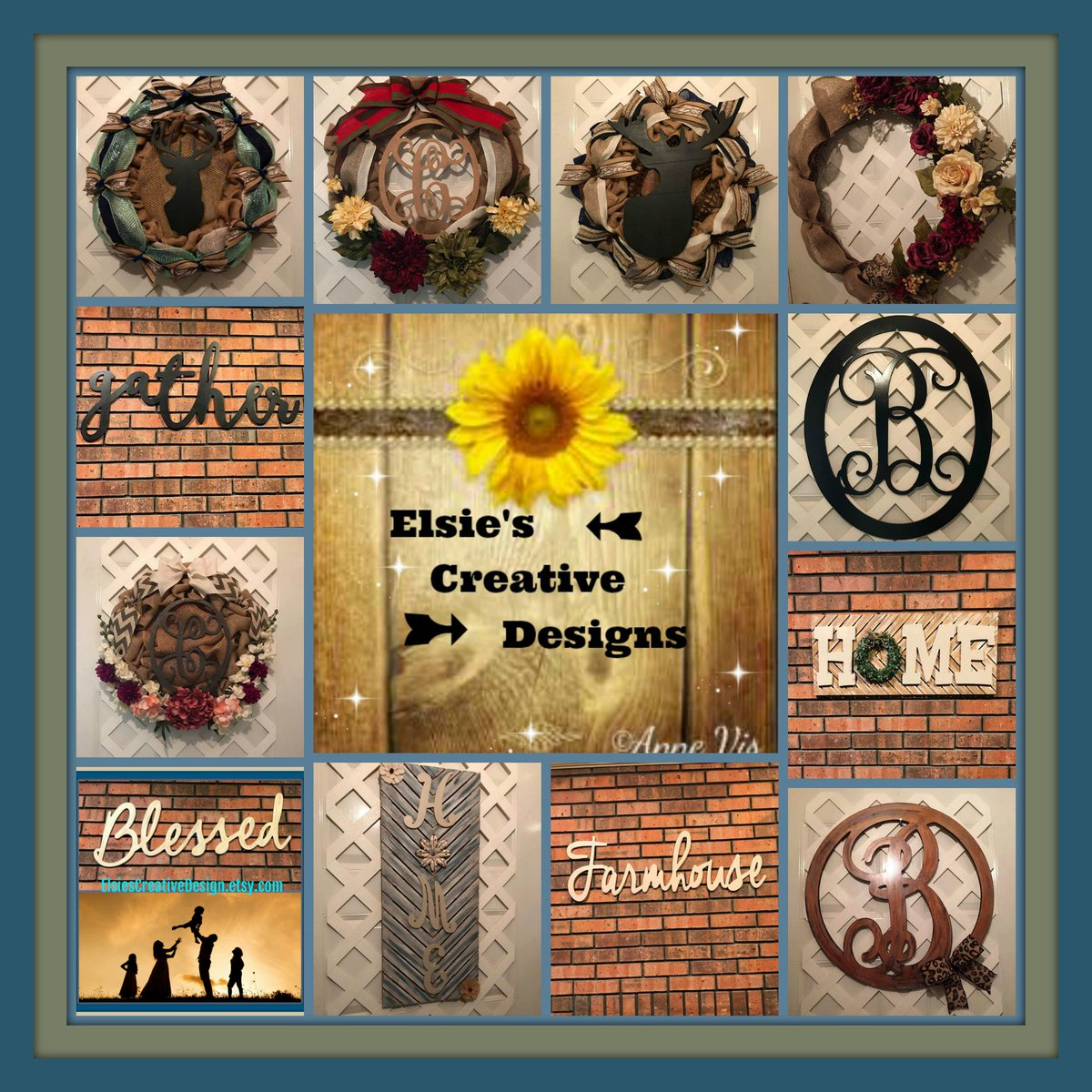 Farmhouse &amp; Wedding Décor  CUSTOM ORDERS Welcomed  http:// ElsiesCreativeDesign.etsy.com  &nbsp;   #etsyspecialt @Quickest_Rts @TweetDec #integritytt #EtsyHandmade #etsyshop #EpicOnEtsy #FarmhouseDecor #HomeDecor #WeddingDecor #RusticWedding #Gather #Blessed #Home #Farmhouse #MonogramGift @etsy #etsyRT<br>http://pic.twitter.com/D80h9ISaTB