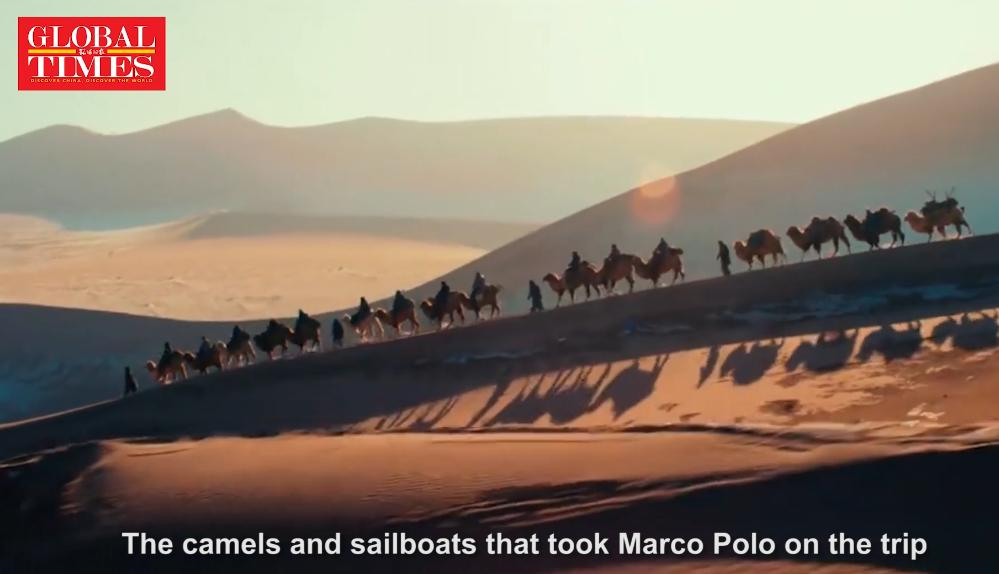 RT @globaltimesnews: History revisited: #BeltandRoad relives the modern narrative of Marco Polo. #XiVisit #Italy https://t.co/nKJe9TWIrr
