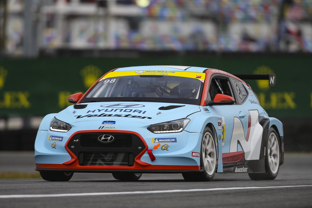 Hyundai Motorsport will begin its preparations for the 2019 @nuerburgring 24 Hours with a two-car entry at this weekend's VLN1 race👉 http://ow.ly/zPcr30o7lXH 🏁 #nring #nringNEWS #Nürburgring #HMSGOfficial