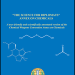 Image for the Tweet beginning: The #ScienceforDiplomats version of the