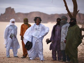 New show! @TINARIWEN Monday 14th November @EartHackney Tickets on sale 12pm (midday) Friday. Book tickets here: https://t.co/Sj9xvpL6NY https://t.co/LMfmKhUFXL