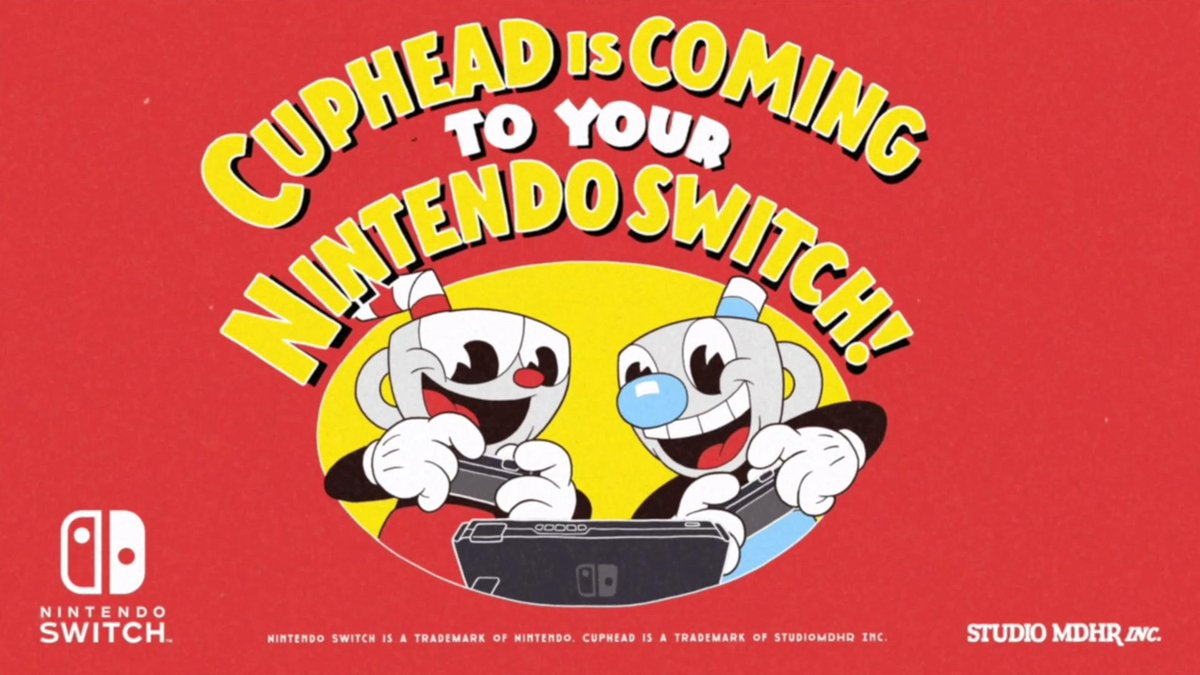 Studio MDHR's photo on Cuphead