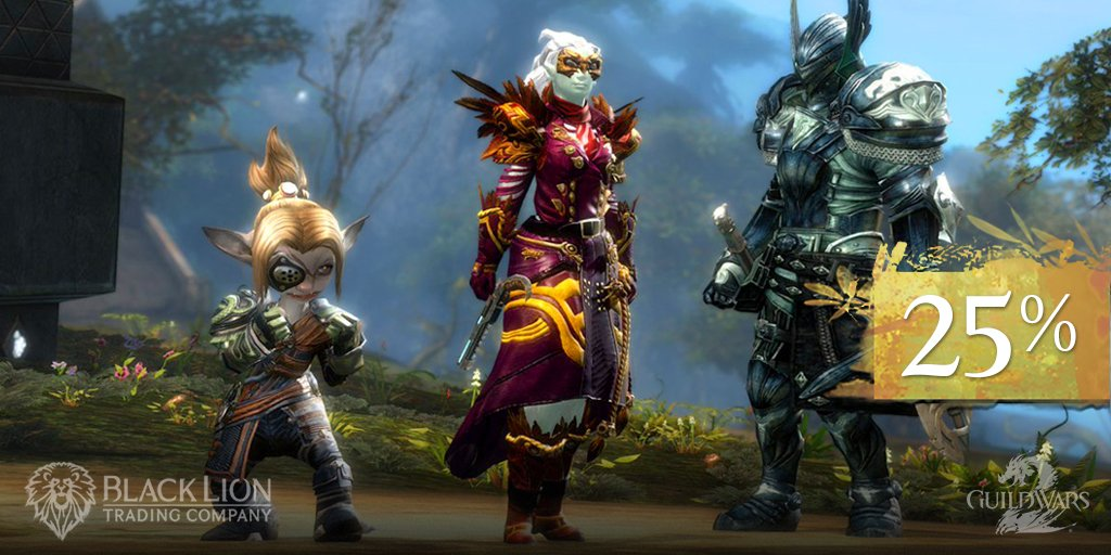 Guild Wars 2 on Twitter:
