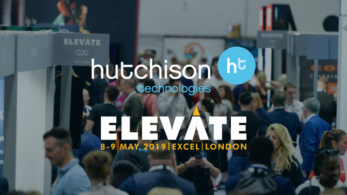 Image for It's #WorkoutWednesday and we're super excited here at Hutchison Technologies because its only 7 weeks to go until #Elevate19! You can plan in some time with the HT team to discuss your requirements here: https://t.co/HO7bbNncXL #htTalks https://t.co/2mpD
