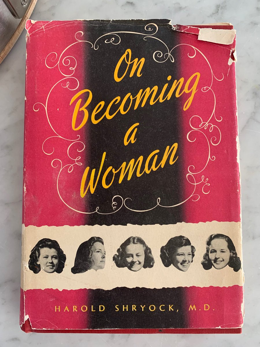 """On Becoming a Woman"" Written by ... a man"