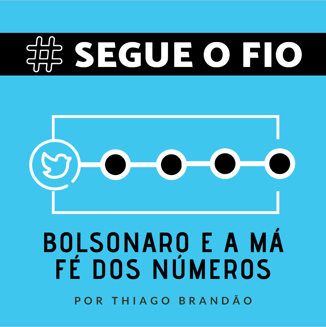 NO AR mais um #SegueOFio. Nesse episódio conferimos a thread do @Thiagobperes, analisando os gastos do Brasil em educação, após tweet do Bolsonaro  Spotify: https://spoti.fi/2OfZUmF  SoundCloud: http://bit.ly/2OgE7vh  Google: http://bit.ly/2ugc0TA  iTunes: https://apple.co/2SuP4yn
