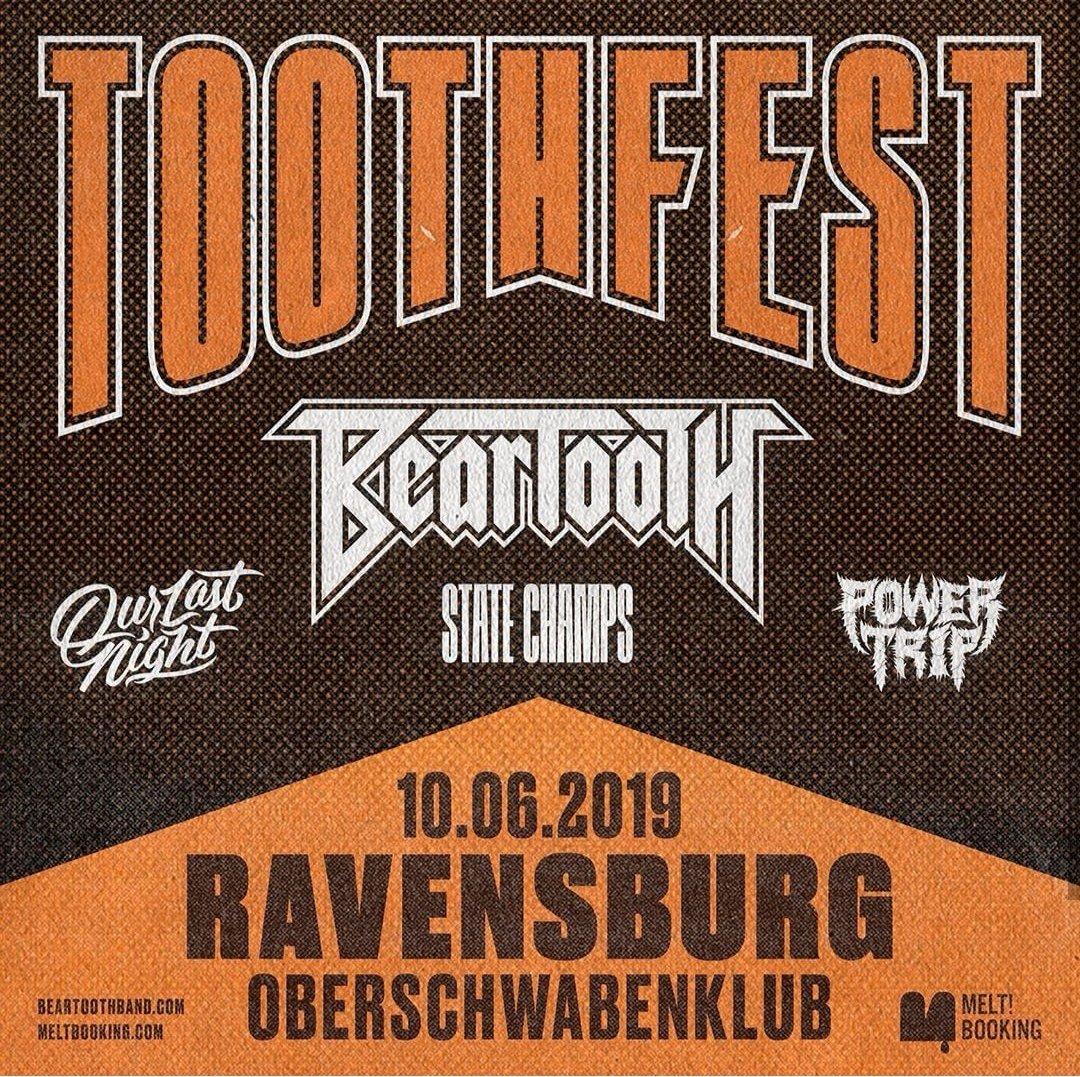 @powertriptx in Germany /Ravensburg. Tickets on sale on Friday. #powertriptx #powertrip #powertriptxfamily #powertripfamily #tour #eutour #bandontheroad #thrashmetal<br>http://pic.twitter.com/PrC4WzNiDz