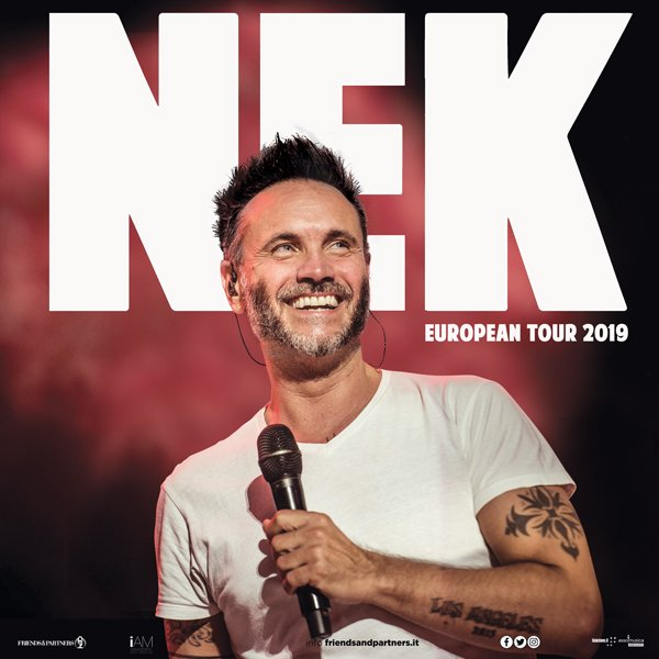 New show! @NekOfficial Sunday 1st December @o2sbe Tickets on sale 10am tomorrow! Get your tickets here: https://t.co/mLLCW32Asz https://t.co/S77vWy0sVQ