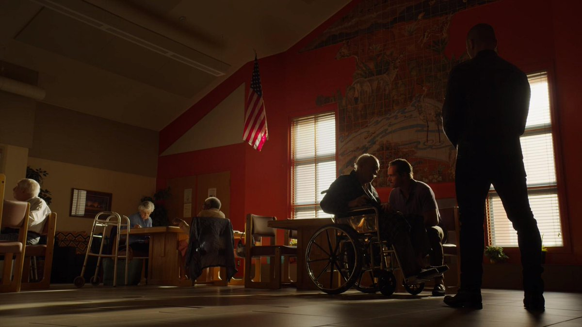 """BETTER CALL SAUL (2018)  Cinematography by Marshall Adams Directed by Vince Gilligan From the episode """"Wiedersehen"""" Read our review of the season finale: https://buff.ly/2OghS8q"""