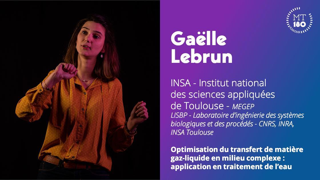 9e32e64ba67 Gaëlle Lebrun !pic.twitter.com 4gzD9Y6Q0k