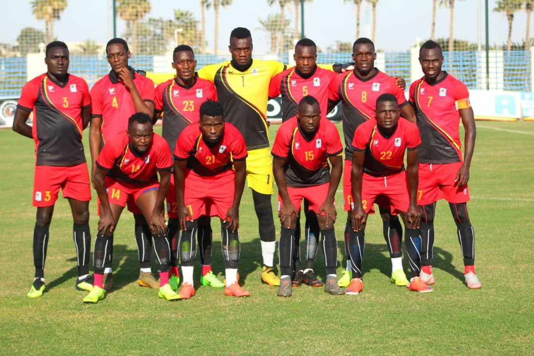 FT: El Gaish 🇪🇬 1-1 Uganda 🇺🇬   Friendly Build up #AFCON2019Q