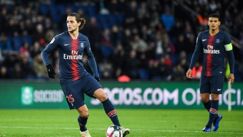 ParisFans's photo on #rabiot