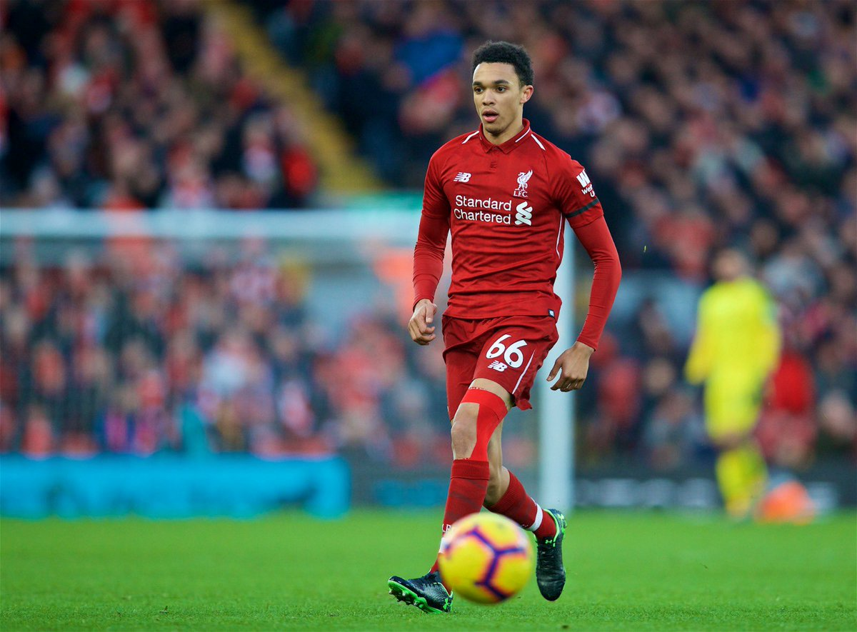 Anything Liverpool's photo on Trent Alexander-Arnold