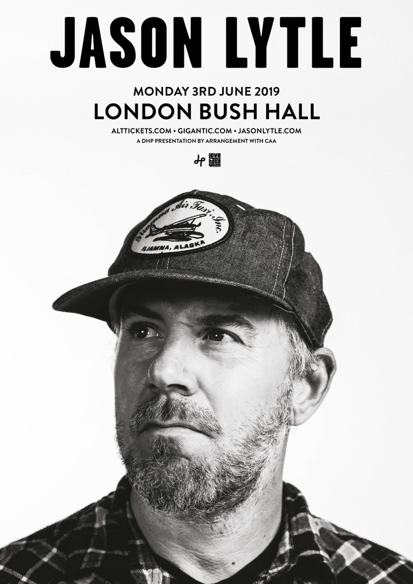 NEW SHOW // @dhpfamily present @jasonlytle of Grandaddy on 3rd June !!!!  On sale tomorrow at 10am via our website