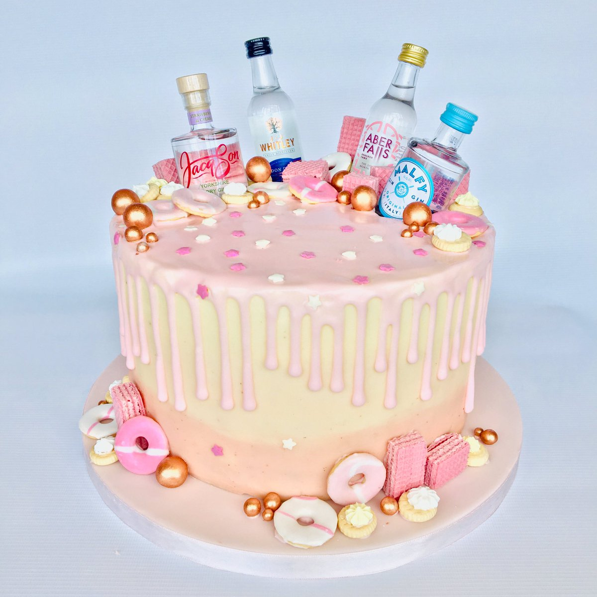 Phenomenal Deborah Bakes On Twitter Cake And Gin What More Could A Girl Funny Birthday Cards Online Necthendildamsfinfo