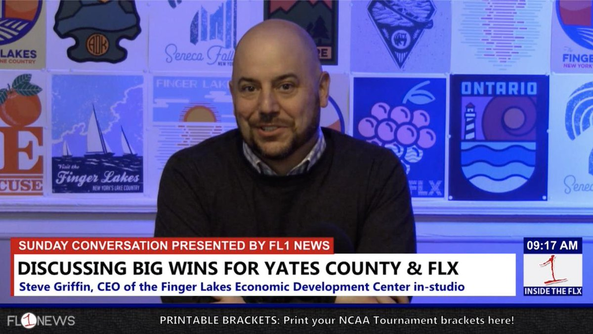 SUNDAY CONVERSATION: Steve Griffin talks Penn Yan's big DRI win, and continued success in Yates County
