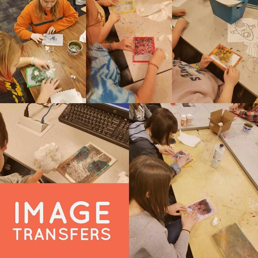 More magical image transfers! #mhsphotography #imagetransfers #alteredimage #highschoolphotographer #photo1 #photographypic.twitter.com/F88qvEt7jI