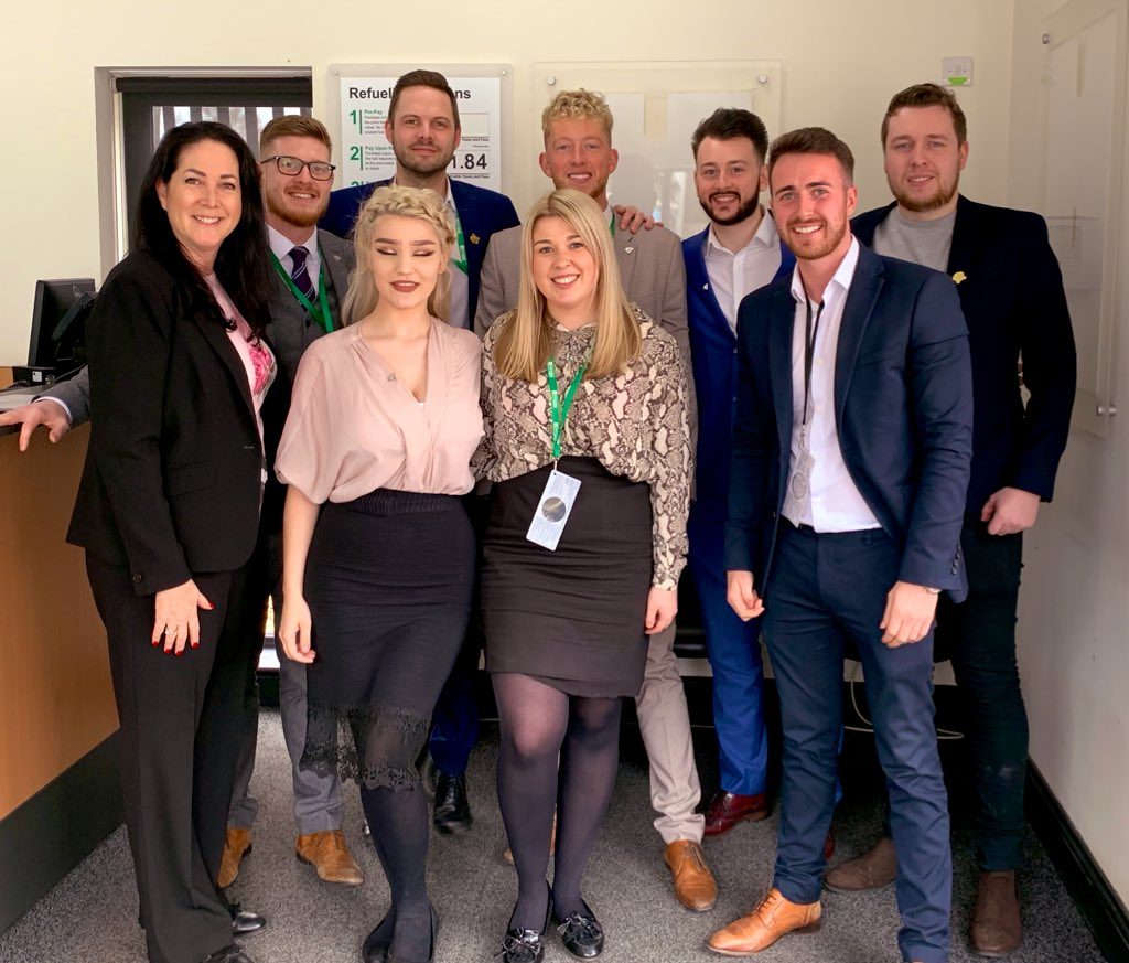 Today's visit was to the team at our city centre CAMBRIDGE location. The team was having such a great time that you can see why customers are raving about their service. #SU4 #SU4PROUD