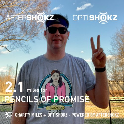 2.1 #charitymiles on the #firstdayofspring!  Representing the #finerthingsclub & @msjennafischer #RunLAP #halfmarathontraining #teacherrunner #theoffice<br>http://pic.twitter.com/BUs37NRN1Z