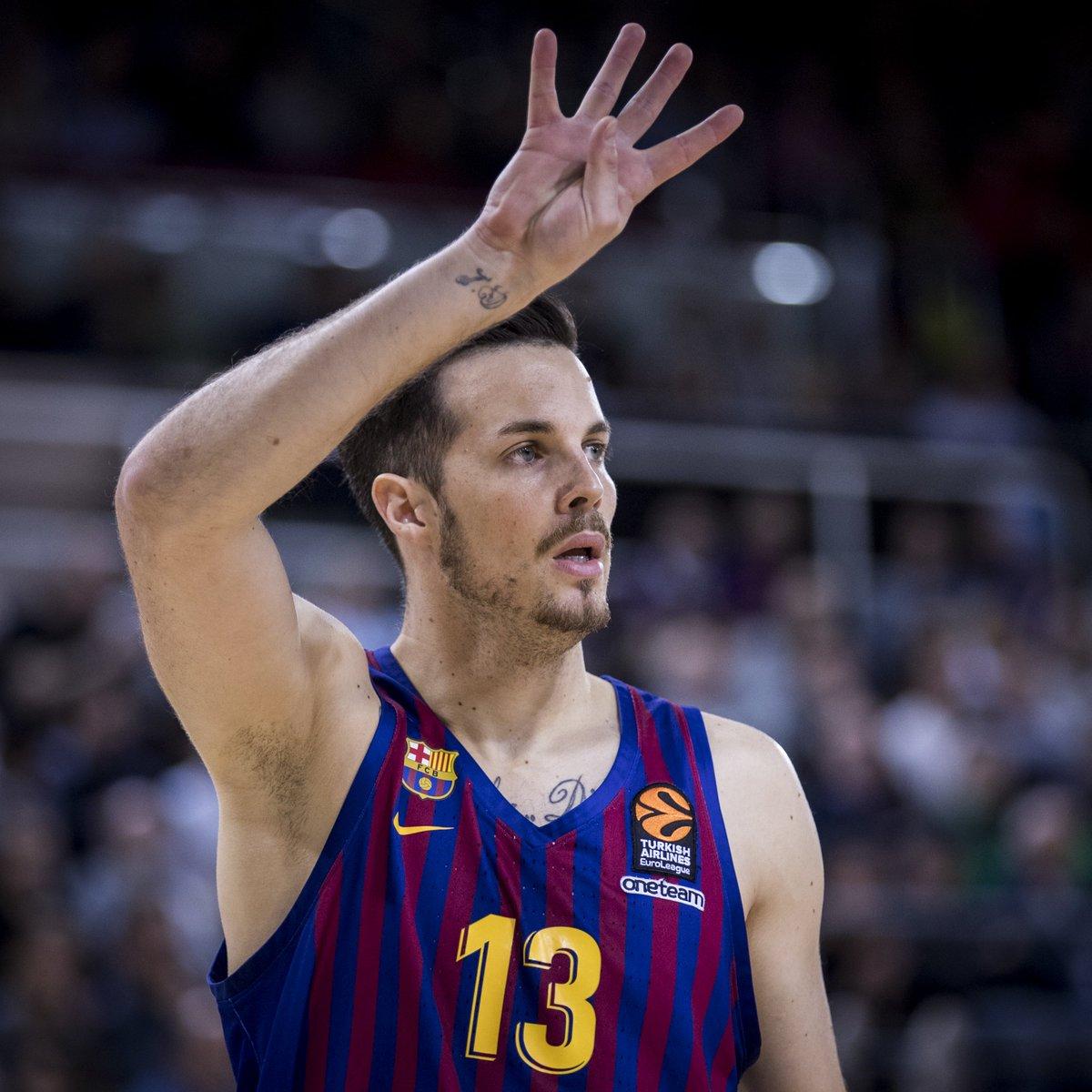 🏀 Aquest dimecres s'ha confirmat que disputarem els playoffs de @EuroLeague  📍Quan? Del 16 d'abril a l'1 de maig (al millor de cinc partits) http://ow.ly/XB1E30o7YpQ  🔵🔴 #ForçaBarça