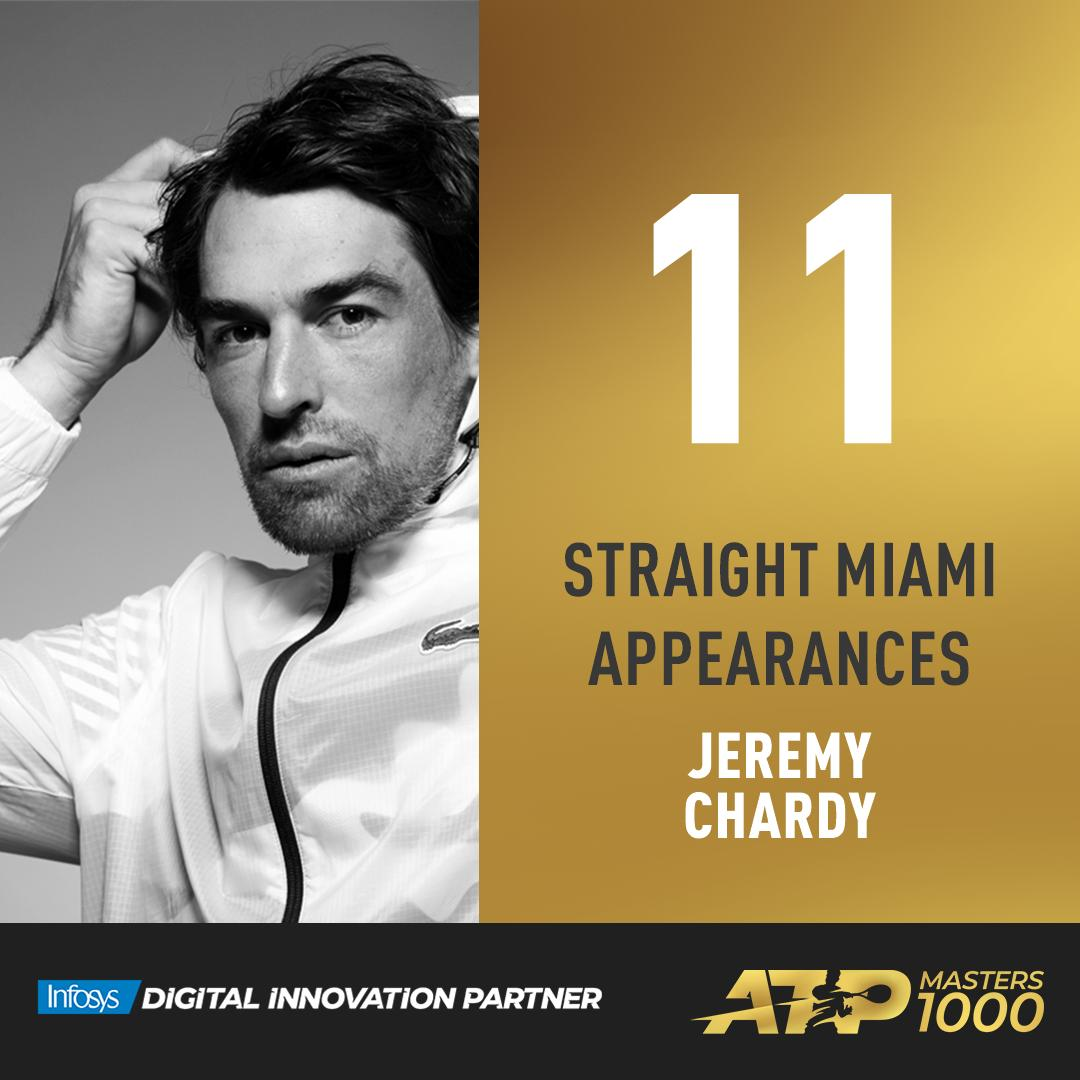 #ATPTour #Tennis Will jimchardy improve on his career-best run to the MiamiOpen fourth round last year?<br>http://pic.twitter.com/q6Npn3qioO