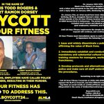 In LA? Have you ever been 2 the @24hourfitness on Sunset/Ivar? Did you know #AlbertRamonDorsey was executed by LAPD 10/29/18, naked in the shower, after gym employees called them. @BLMLA is leading the #Boycott24 campaign, until demands are met. https://t.co/cAlZ3Z02kk