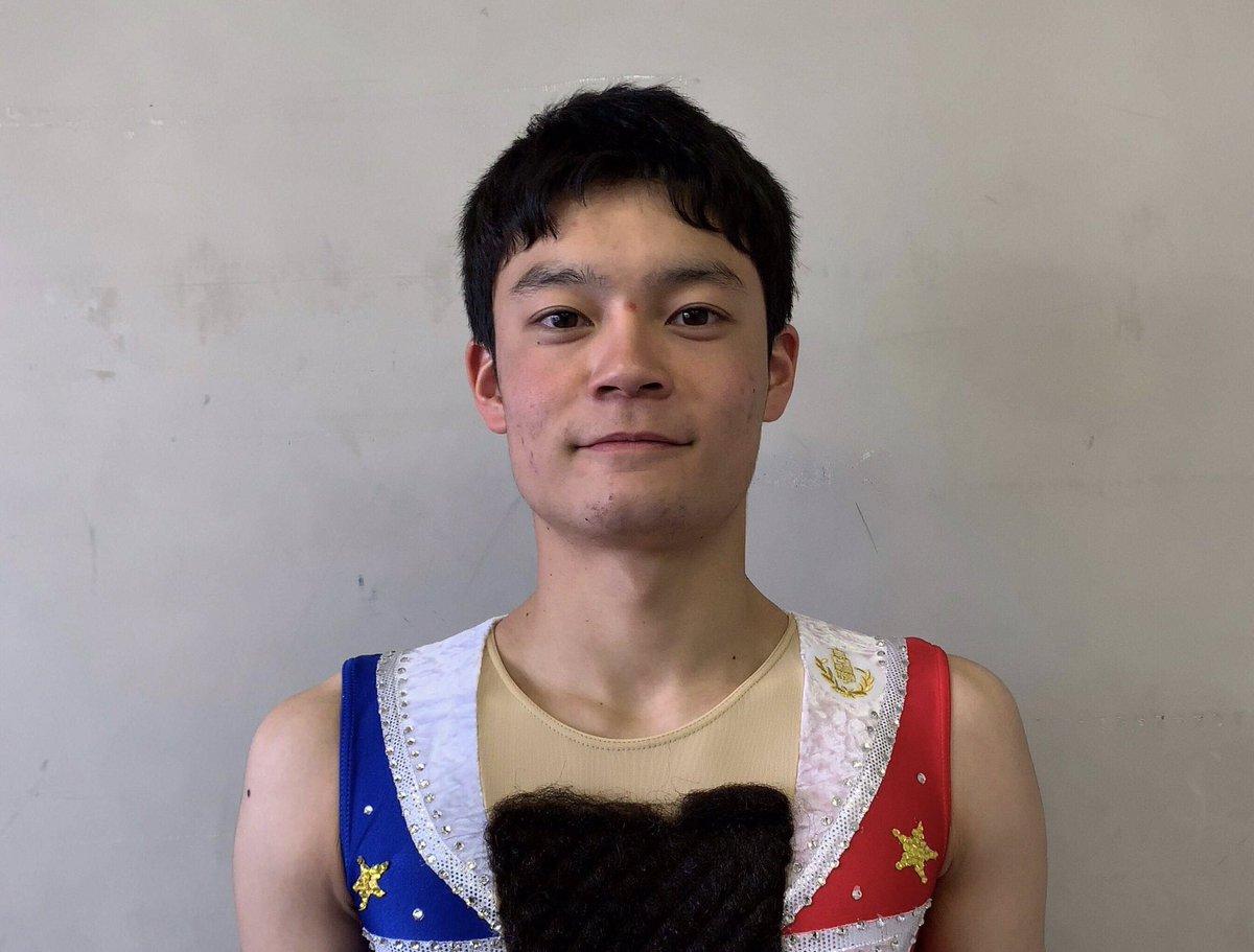 新 体操 鹿児島 実業 男子