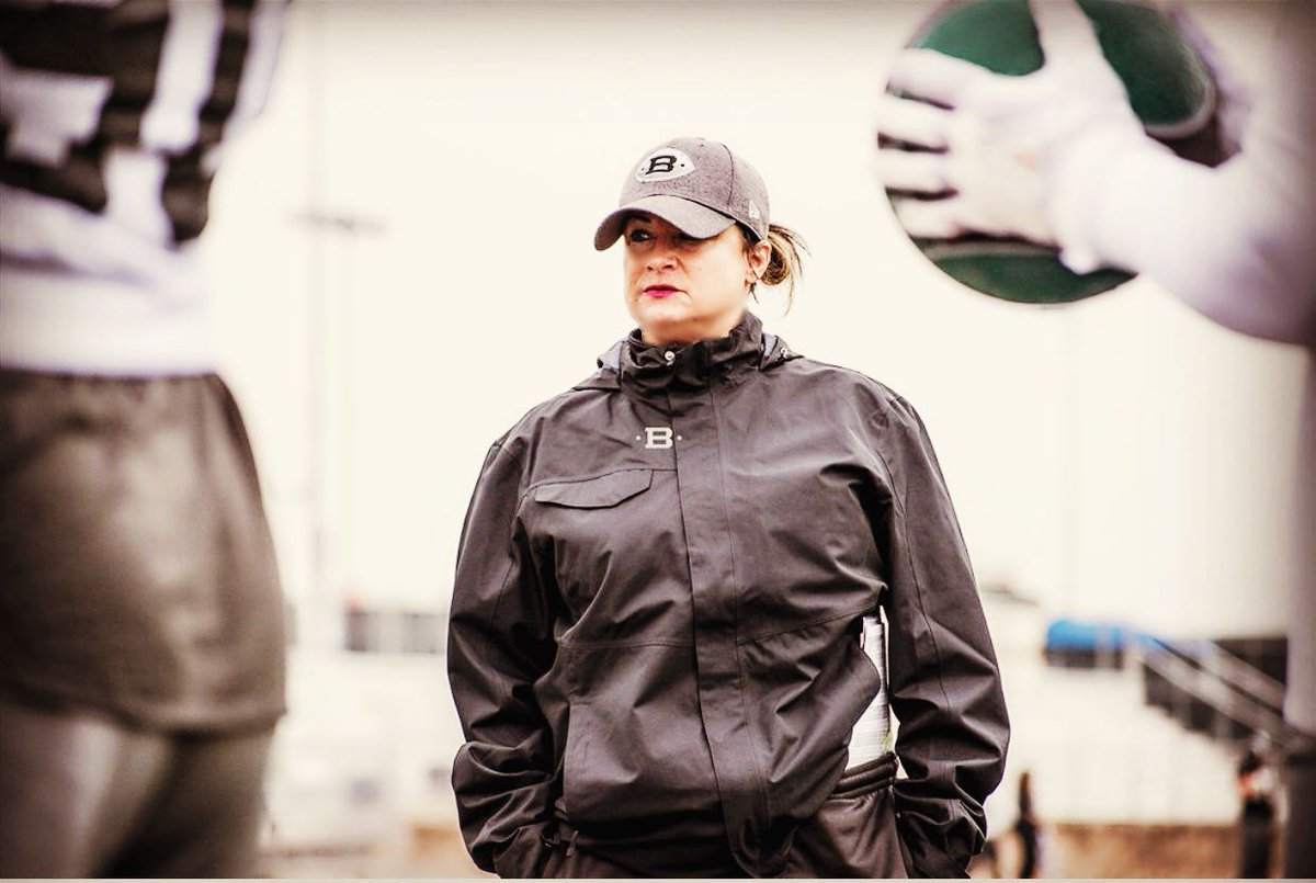 Tampa Bay becomes first NFL team with two women on full-time coaching staff