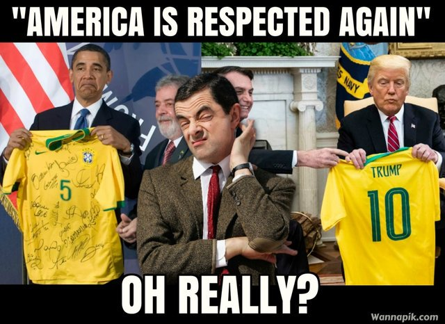 Respect must be earned!!!
