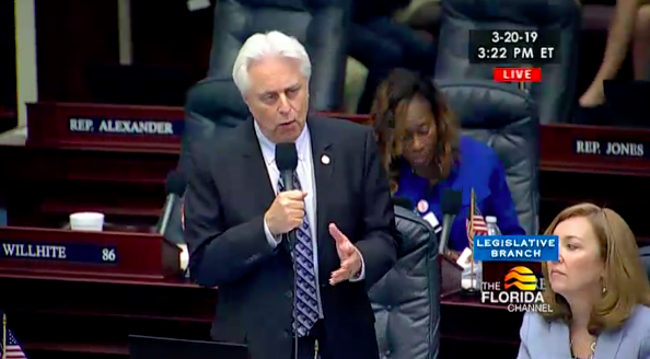House Memorial 205 is adopted! Today, the Florida House says to the people of #Venezuela we are with you. 🇻🇪Thank you Rep. @RichardNStark for your leadership.