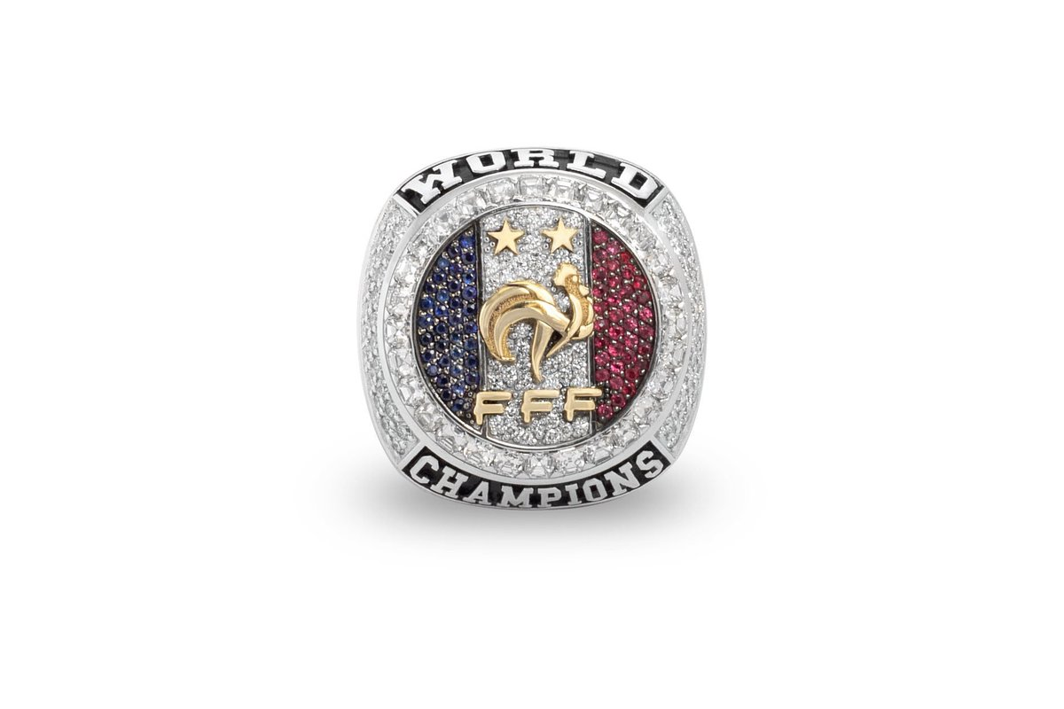 @paulpogba got the French national team, NBA Style Championship rings    @JasonofBH<br>http://pic.twitter.com/HcGcASqUfk