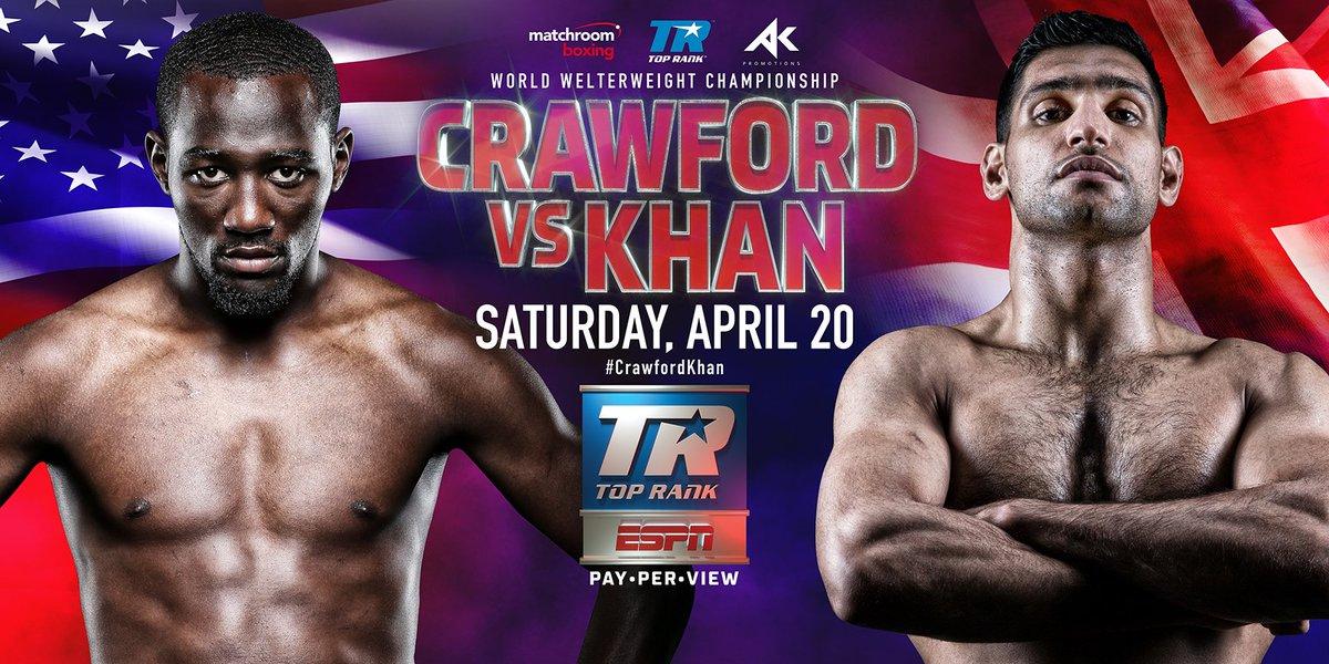 amir khan vs terence crawford live stream free