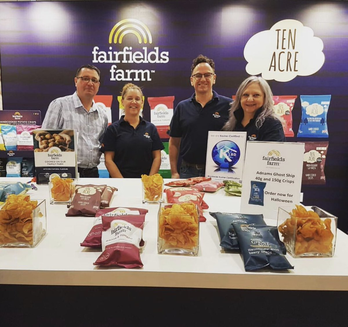 It's a wrap ✅ fantastic 4 days @ife_event thankyou to our amazing team who I know have worked so hard over the last few days and I'm sure have had some fun as well! #ife19 #itsawrap #tired #feetaresore #workedhard #newcustomers #exsistingcustomers #hadlotsoffun #greatteam