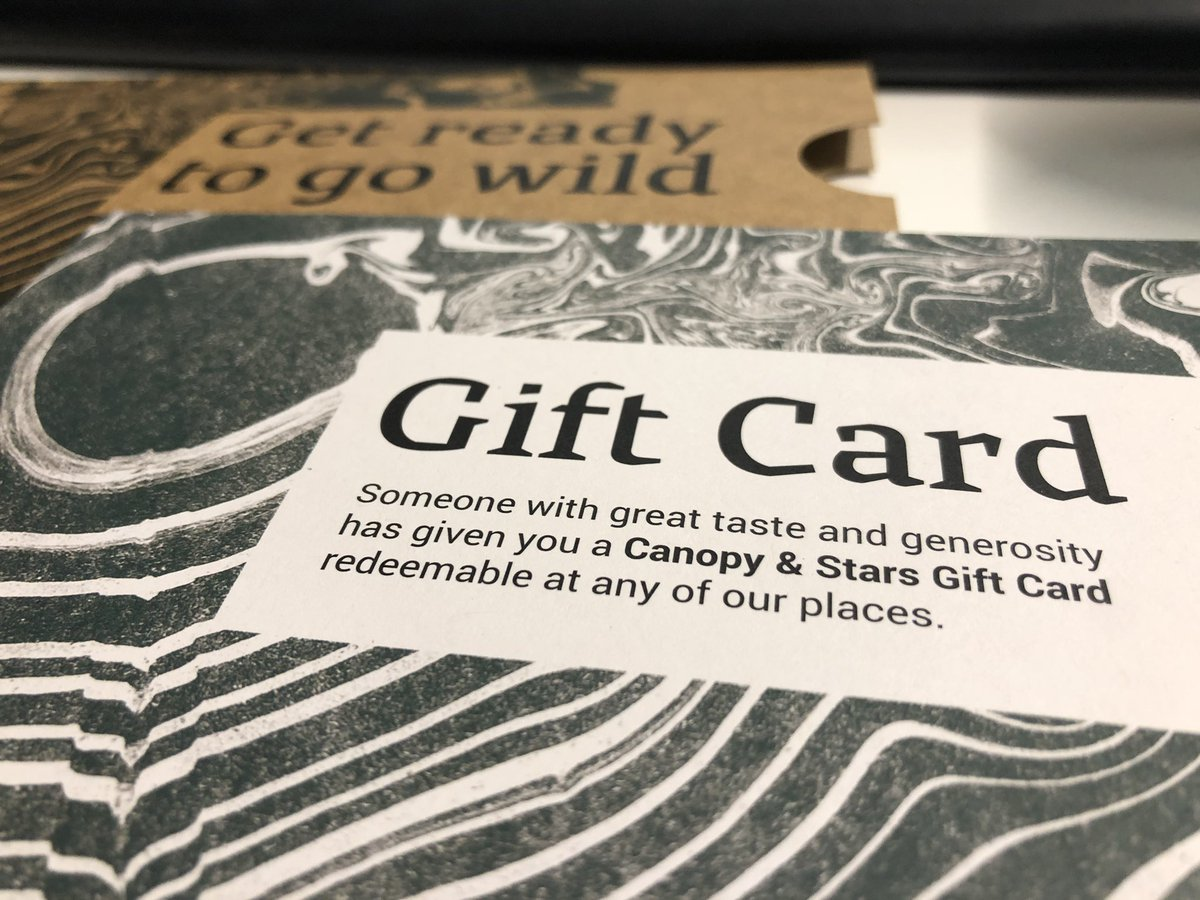A gift card for Canopy and Stars  sc 1 st  Twitter : canopys and stars - afamca.org