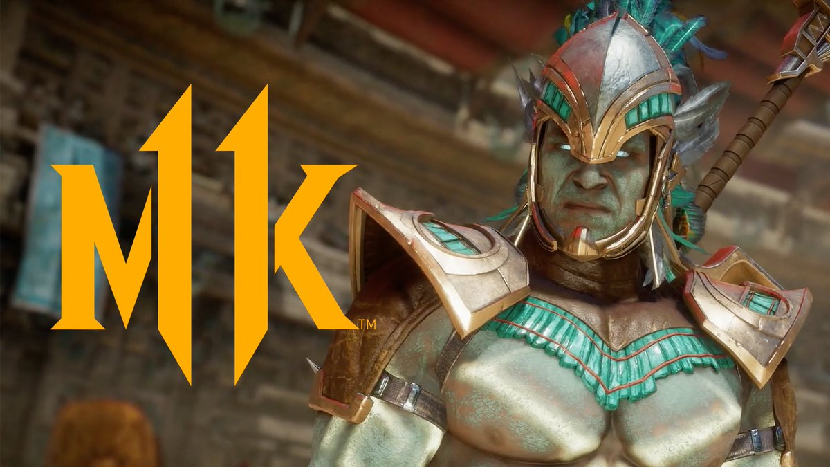 Mortal Kombat 11's photo on Kotal Kahn