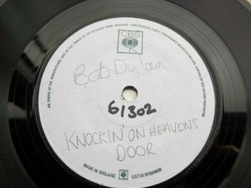 Rare  Cbs Test Press Knockin&#39; On Heavens Door G+ Condition   http:// rover.ebay.com/rover/1/711-53 200-19255-0/1?ff3=4&amp;pub=5575170770&amp;toolid=10001&amp;campid=5337863042&amp;customid=&amp;mpre=http%3A%2F%2Fwww.ebay.com%2Fitm%2FRARE-BOB-DYLAN-CBS-TEST-PRESS-KNOCKIN-HEAVENS-DOOR-G-CONDITION-%2F183732611408 &nbsp; …   #BobDylan <br>http://pic.twitter.com/FPzZBQc3kt