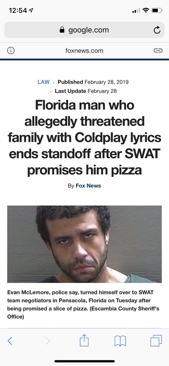 Which 'Florida man' story are you?